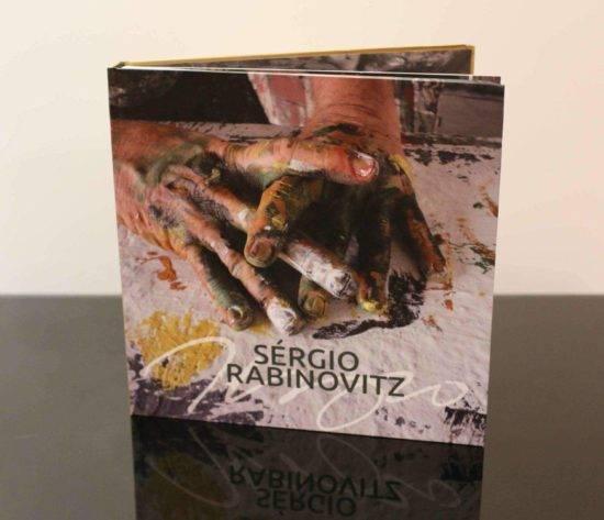 PetroReconcavo patrocina livro do artista plástico baiano Sérgio Rabinovitz