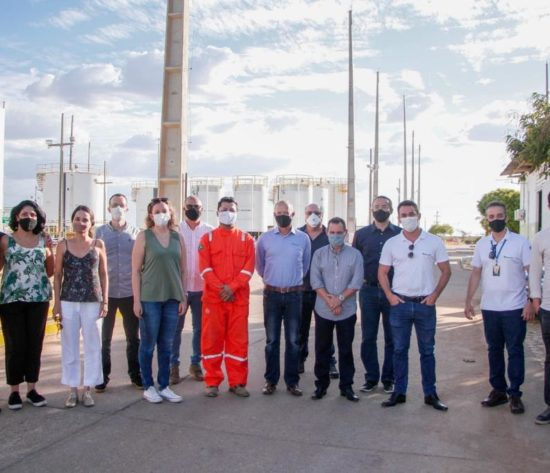 Potiguar E&P Recebe Autoridades e Participa da Abertura da Mossoró Oil & Gas Expo